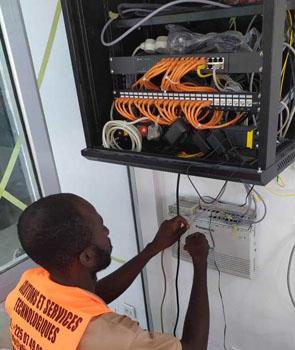 Câblage de réseaux